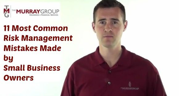 most common risk management mistakes