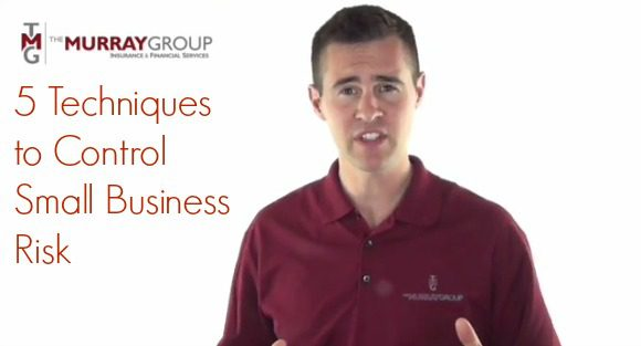 control small business risk