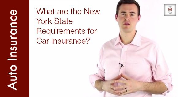 new york state requirements for car insurance