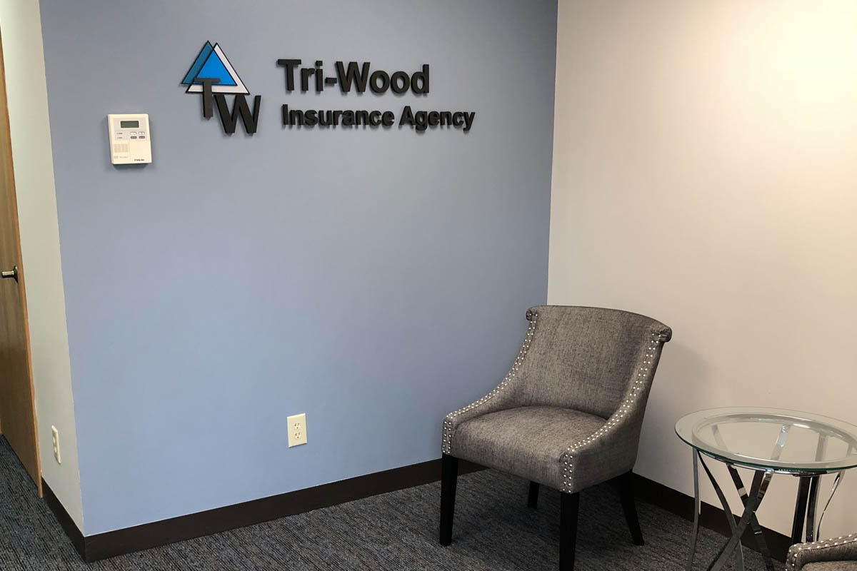 TriWood Insurance Agency Reception