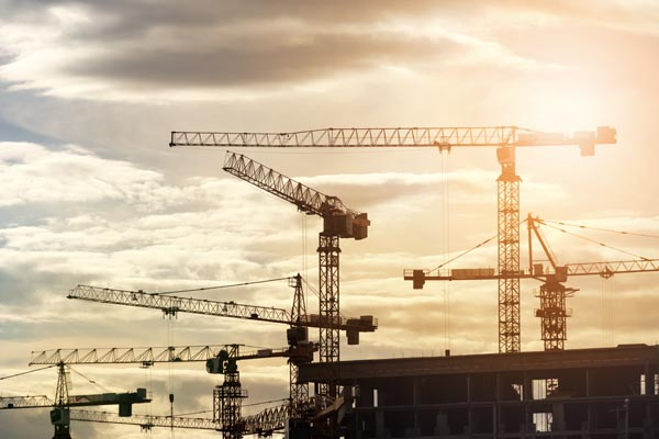 Construction Insurance - Homepage Feature