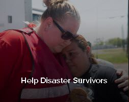Salvation Army Help Disaster Survivors