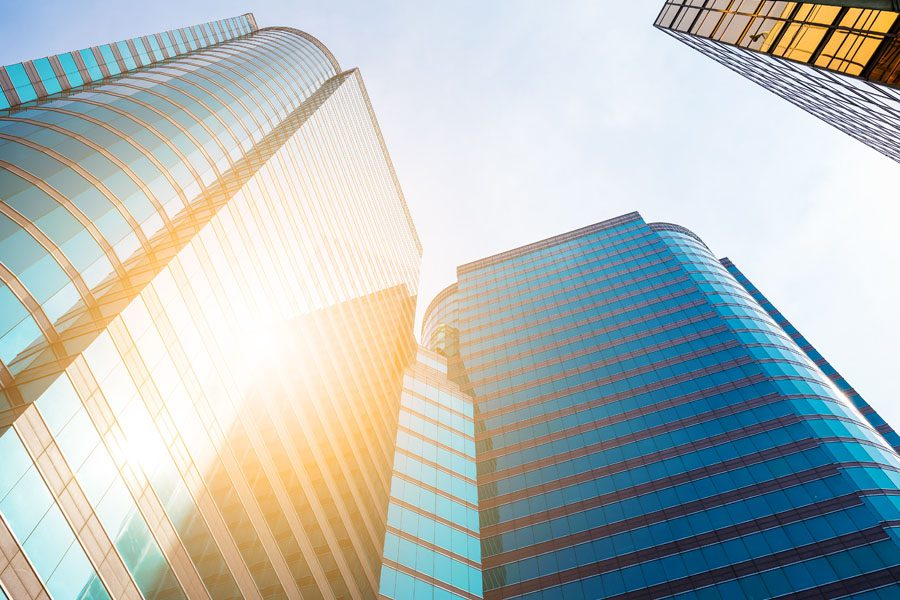 Header - Business Insurance Tall Skyscrapers
