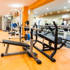 exercise-equipment-in-gym