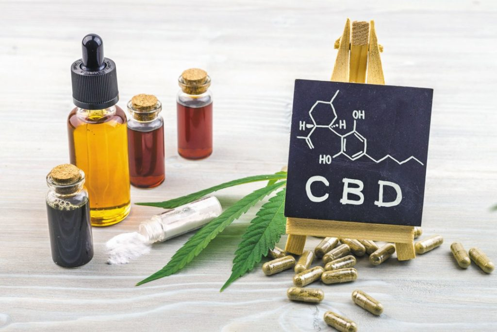 CBD manufacturers liability policy