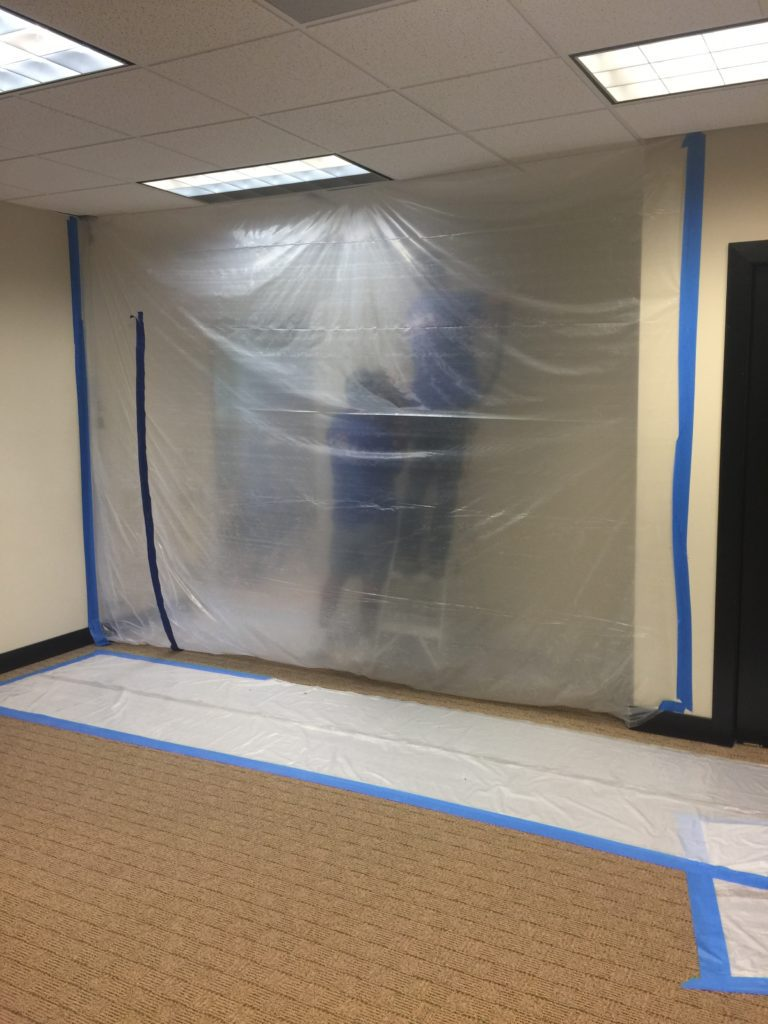 Extreme Makeover - Office Addition 1