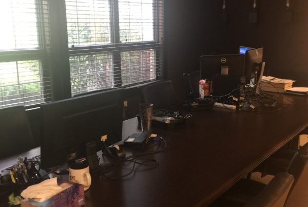 Extreme Makeover - Office Addition - Blog Photo