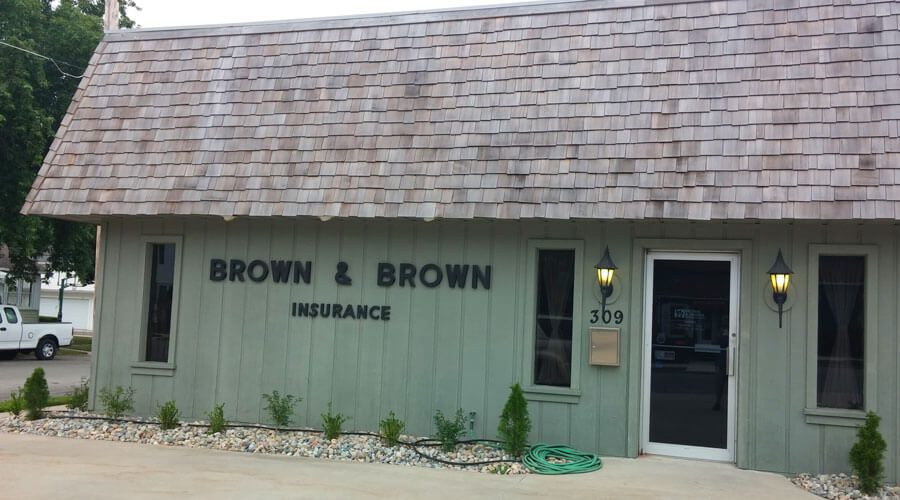 brown-and-brown-building