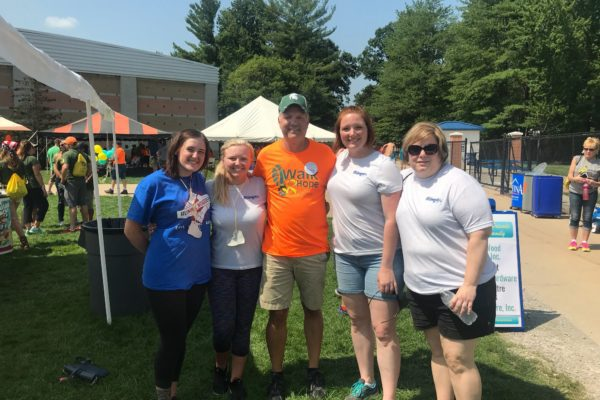 12th annual 5k walk for hope