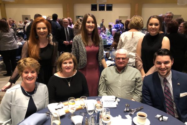 About Our Agency - Chamber Dinner
