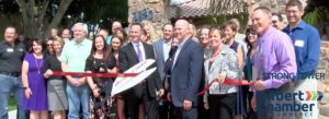 Careers - Office Ribbon Cutting