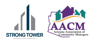 Blog - Strong Tower Logo and AACM Logo