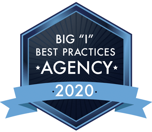 Award - 2020 Big I Best Practices Agency