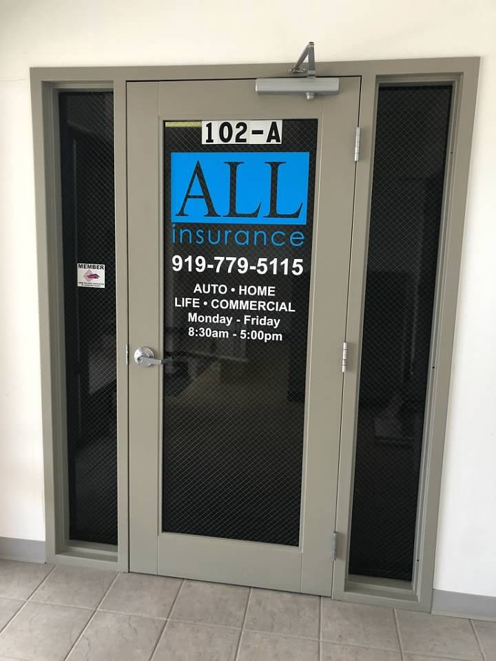 Storefront image of All Insurance Services Insurance in Benson, NC