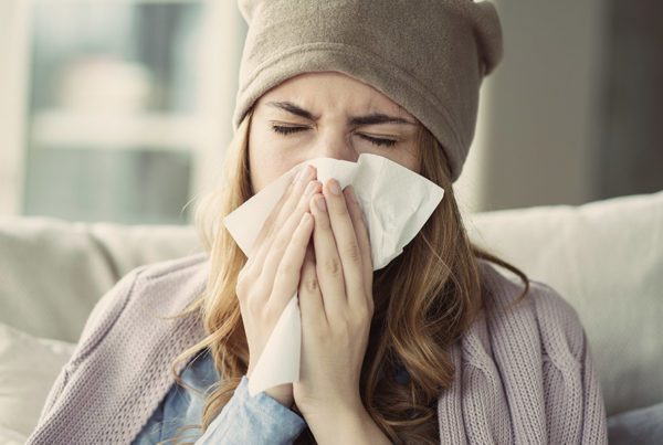 Blog - It's That Time of the Year Again-Flu Season