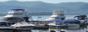 Header - Watercraft Insurance Boats in the River