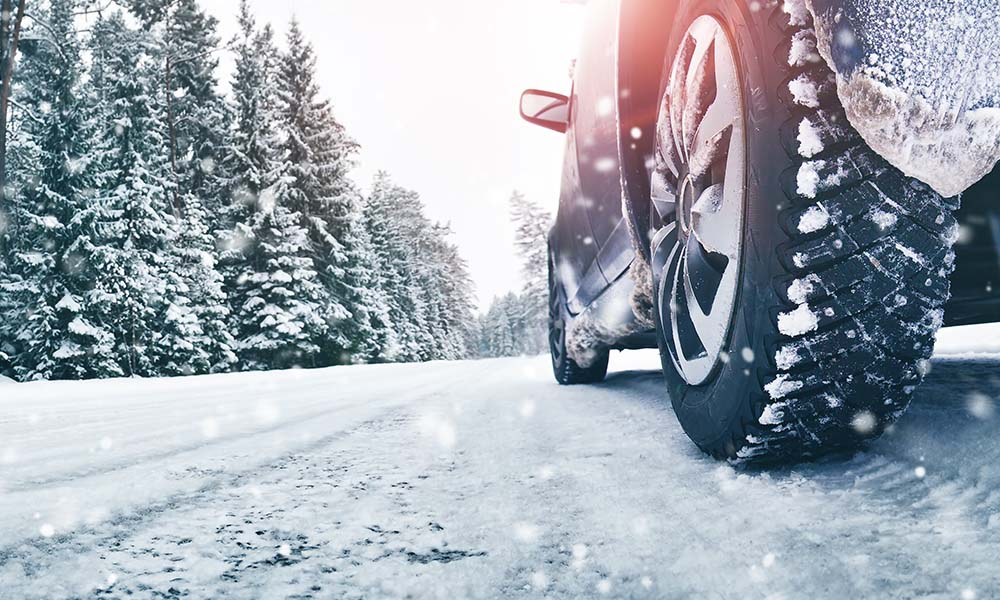 Blog - Be Prepared for Winter Driving
