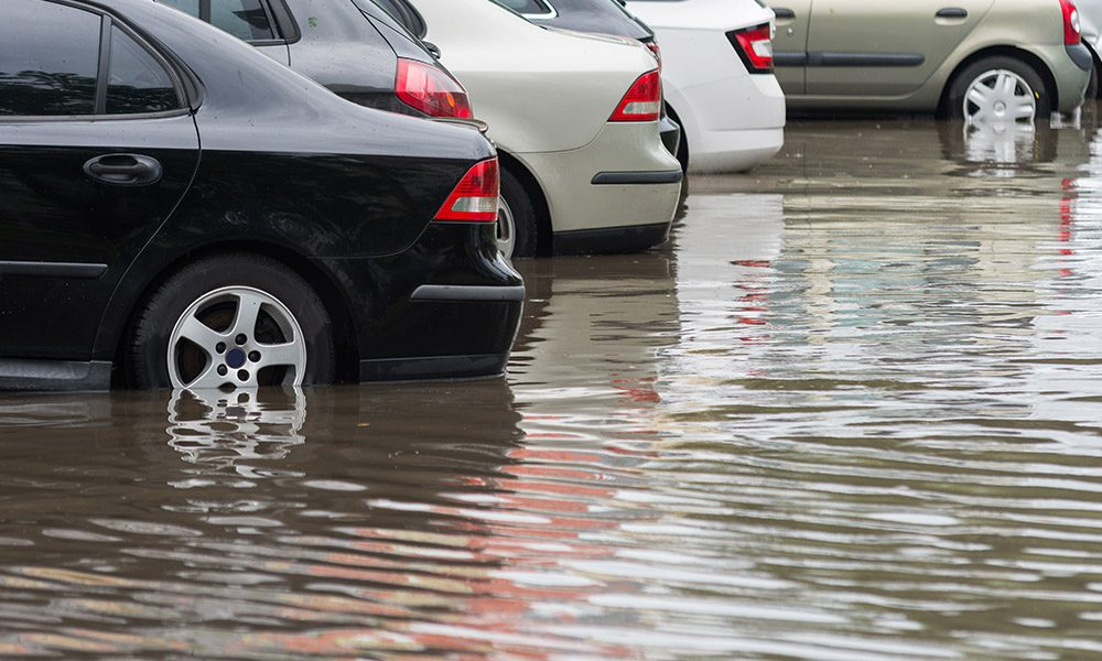 Blog - How do you know if a vehicle has flood damage?