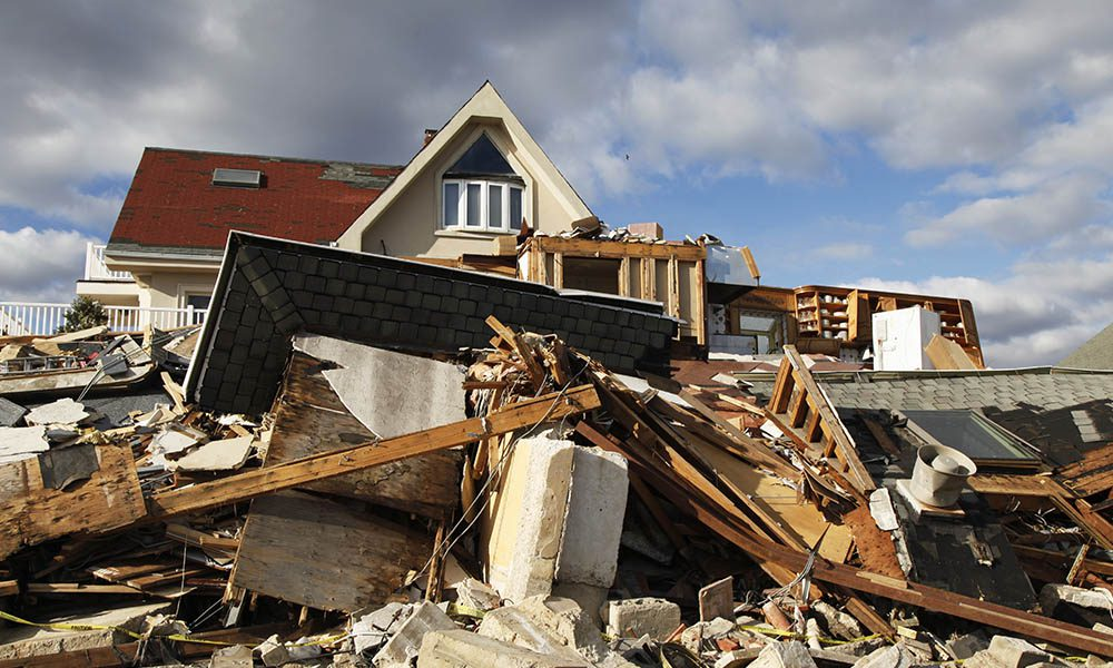 Blog - Are there any disasters my property insurance won't cover?