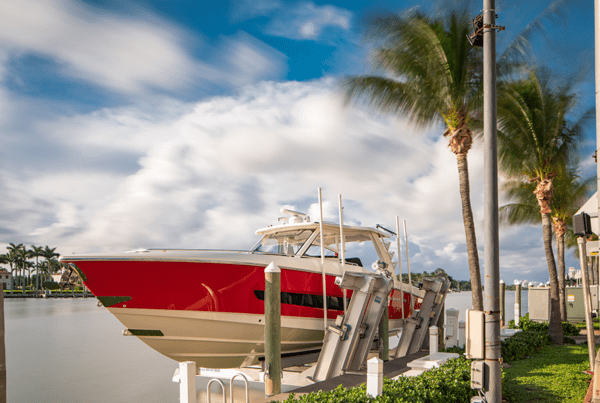 Blog - Are your Boat Docks and Lifts Insured Correctly -