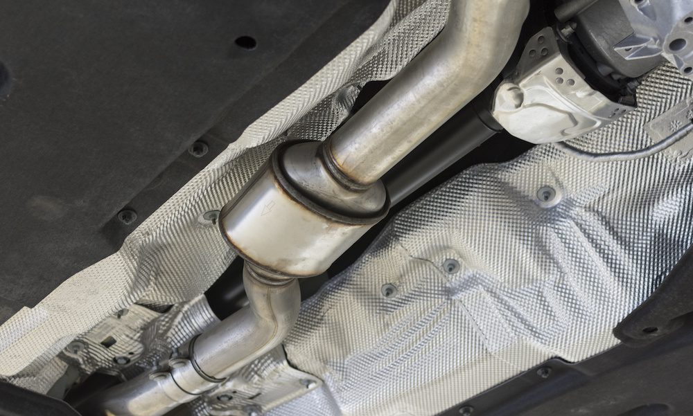 picture of a catalytic converter