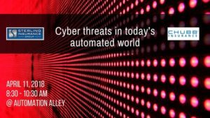 Cyber Threats in Today's Automated World