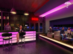 Nightclub and Bar