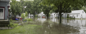 Why You Need Flood Insurance - area flooded
