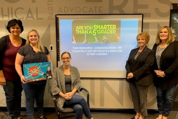 2019 Cares Committee- Are You Smarter than a 5th Grader- Final Tally