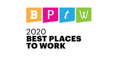 2020 Award - Best Places to Work