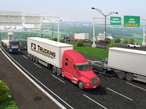 Clickable Coverage - Trucking