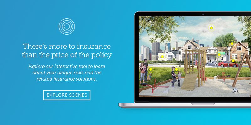 How much life insurance do I really need? Explore this interactive tool to see risk factors that life insurance could cover