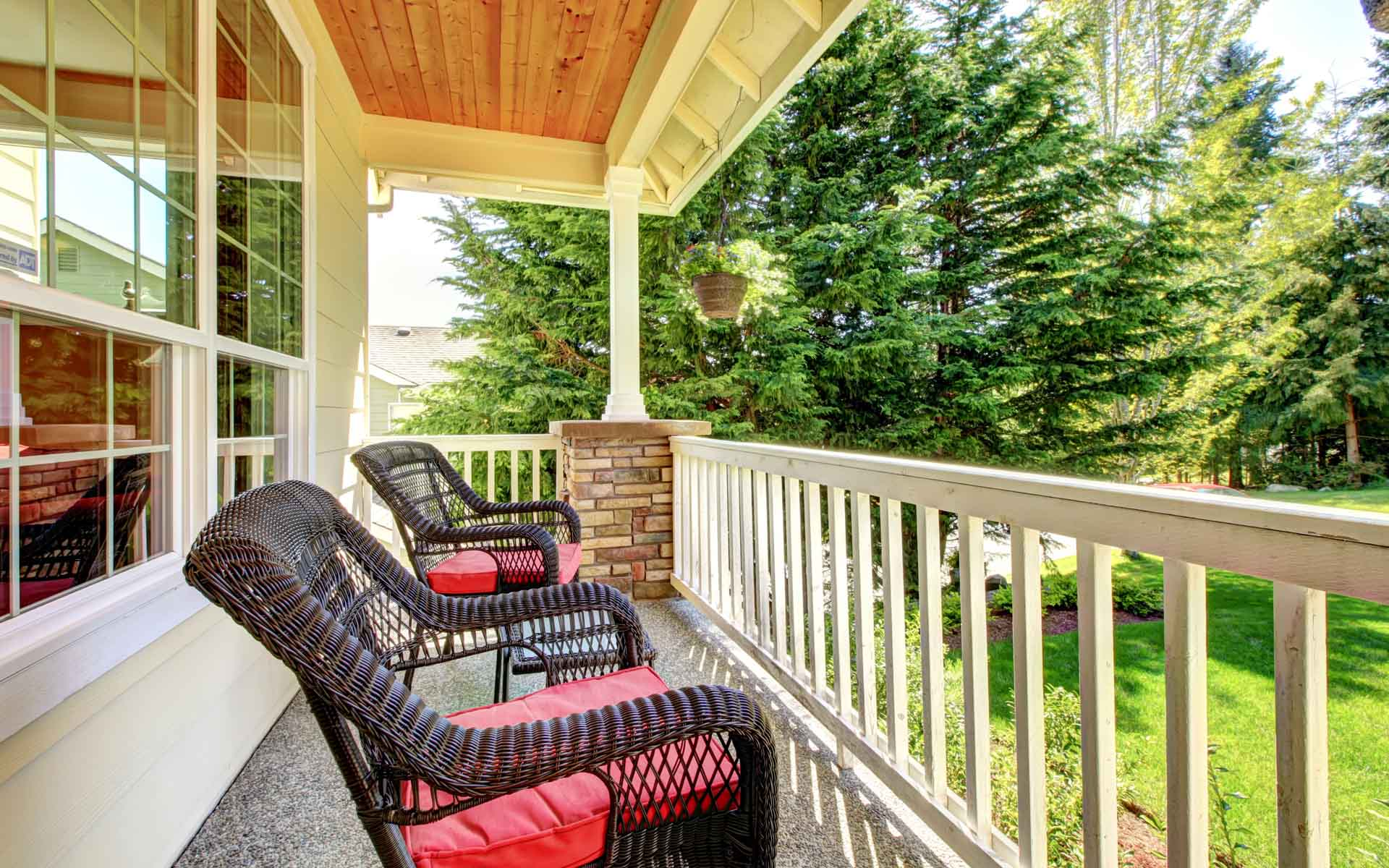 Homepage - About Us Front Porch