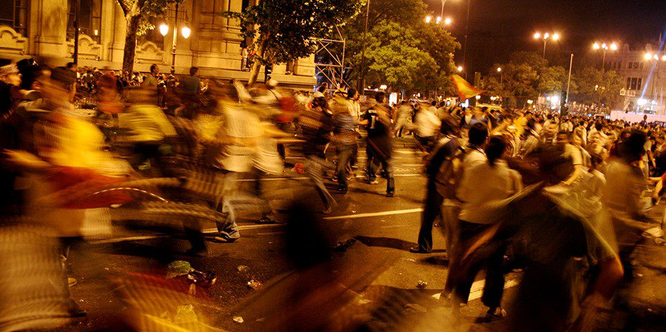 Riots, Civil Disorder, and Vandalism