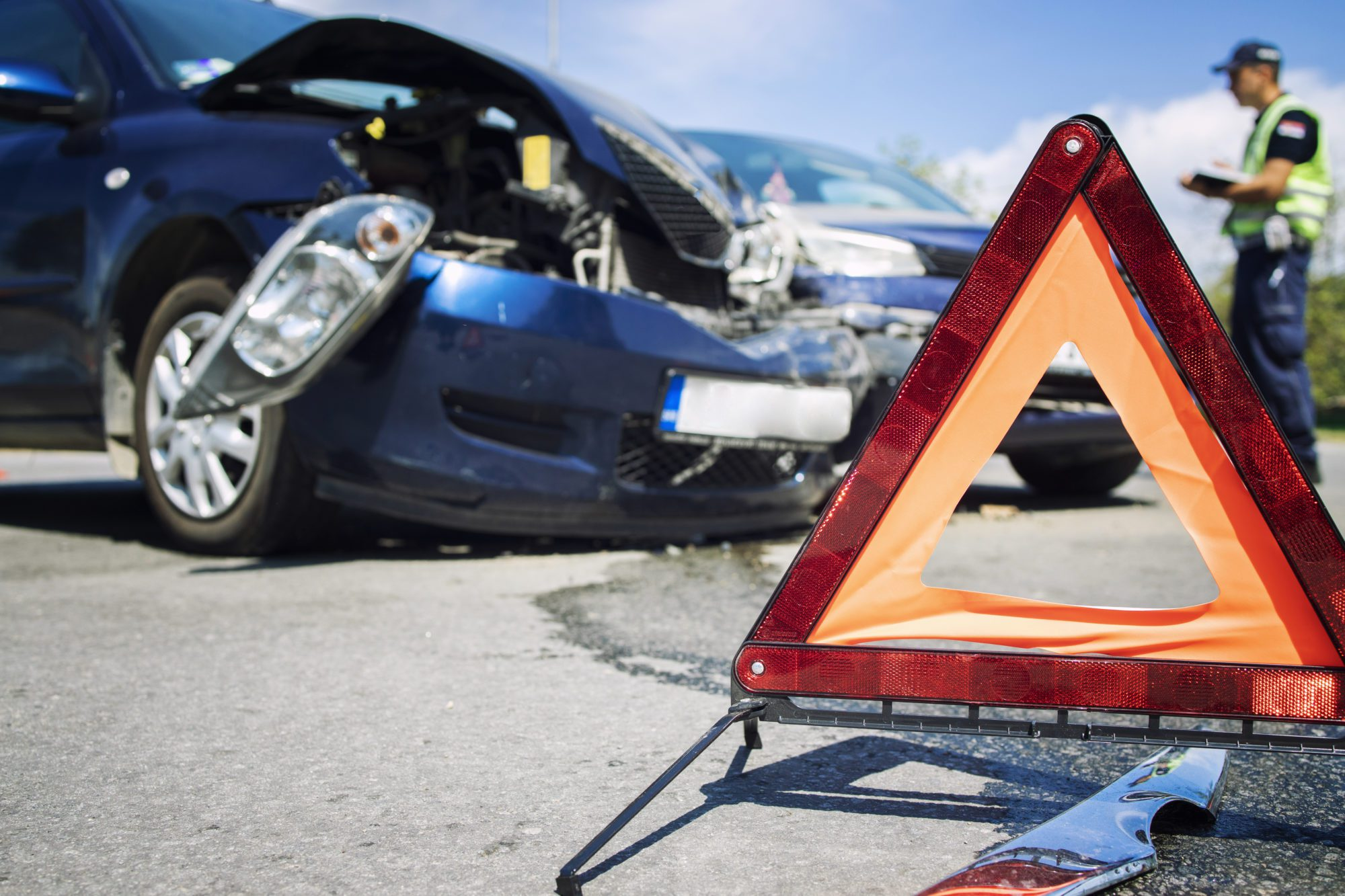 Five Causes of Car Accidents