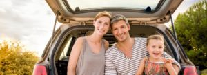 Header - Family in a Car Personal Insurance