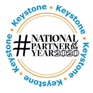 2020 Keystone Partner of the Year Award