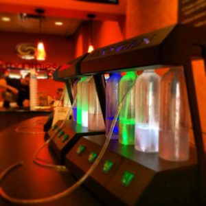 oxygen bar for smoothies