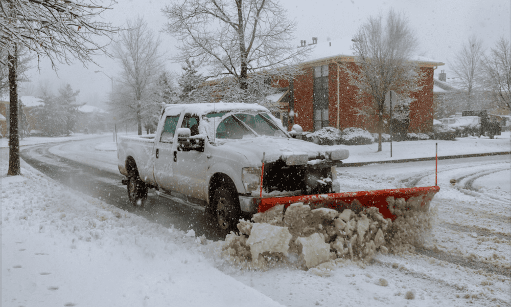 Blog Post - Snow Removal