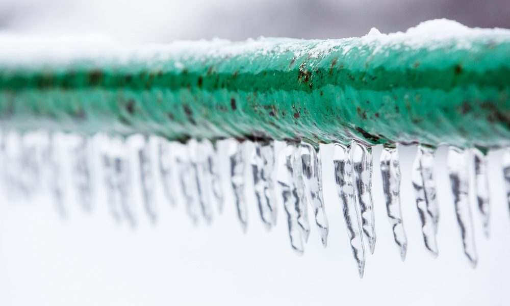 Blog Post - Frozen Pipes
