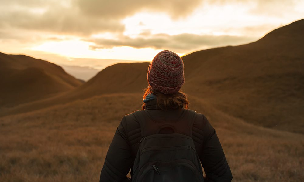 Blog - Can You Afford to Die - Woman Looking Out At The Horizon