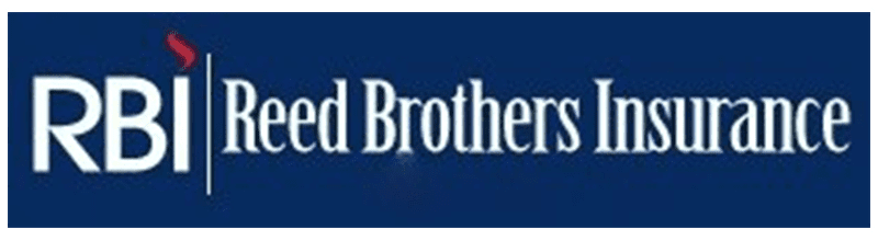 Reed Brothers Insurance - Logo 800 White