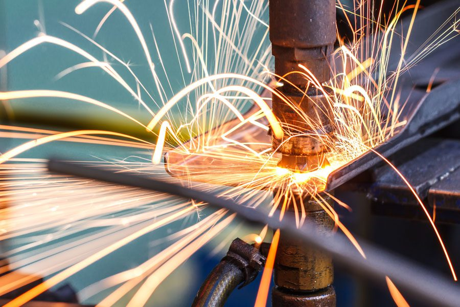 Manufacturer Insurance - Machinery Welding Auto Parts
