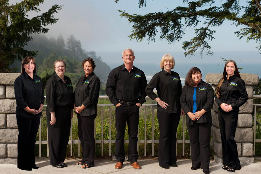 Contact Us - Washington Insurance Team with Mountains in the Background