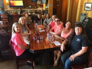 Blog - Team Meal After Zip-lining