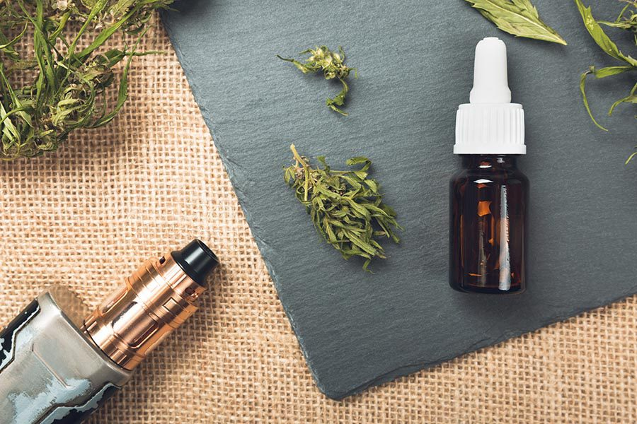 Cannabis Product Liability Insurance - CBD and THC Oil Vaping Products