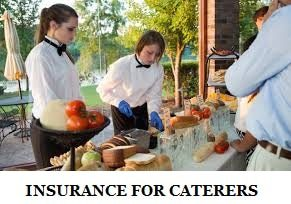 Insurance for caterers