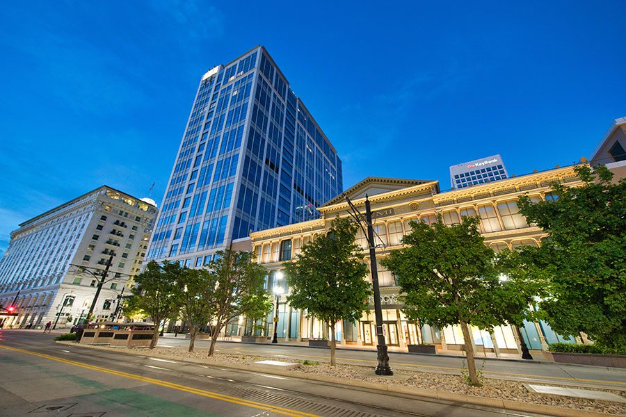 Salt Lake City-Insurance - Downtown Salt Lake City