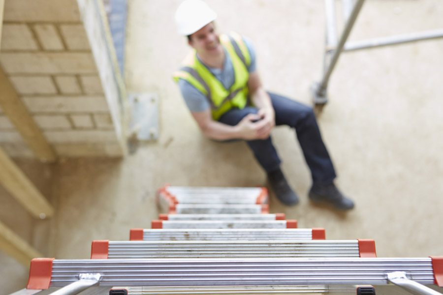 Work Comp Analytics - Man Who Fell Off a Ladder