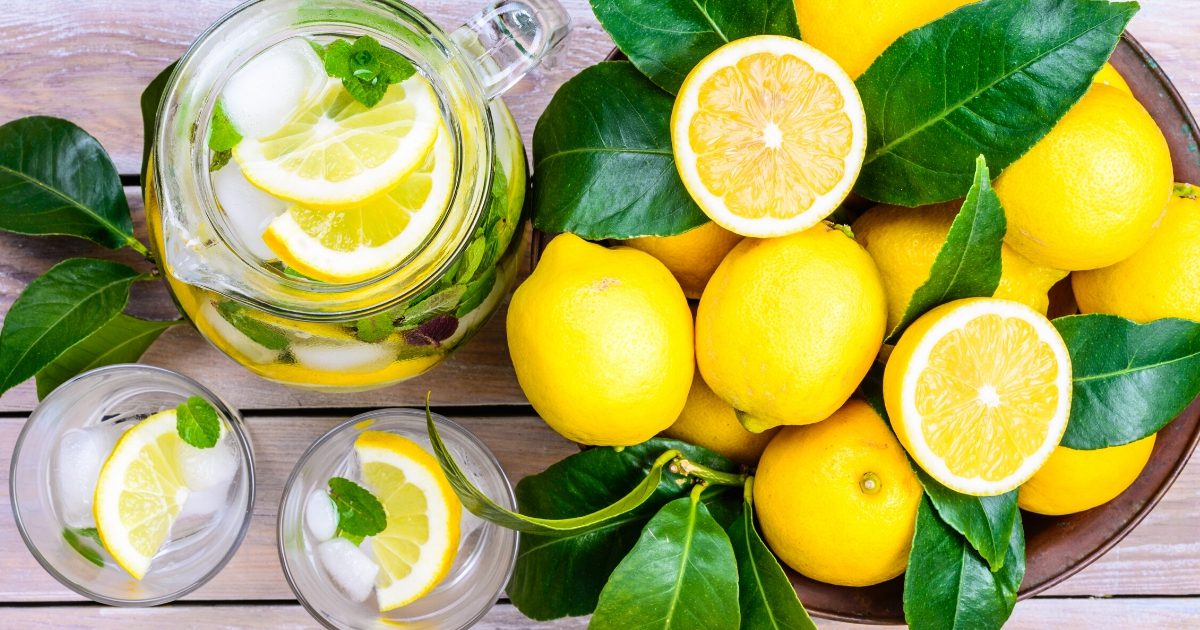 Produce of the Month: Lemons